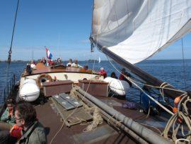Passagiers Najade_Lauwersmeer_150510-2215