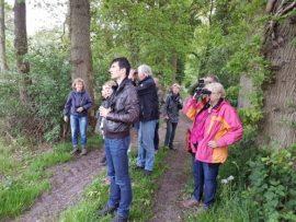 Exccursie Vogelweek 2016 HDL_Paterswolde_160519